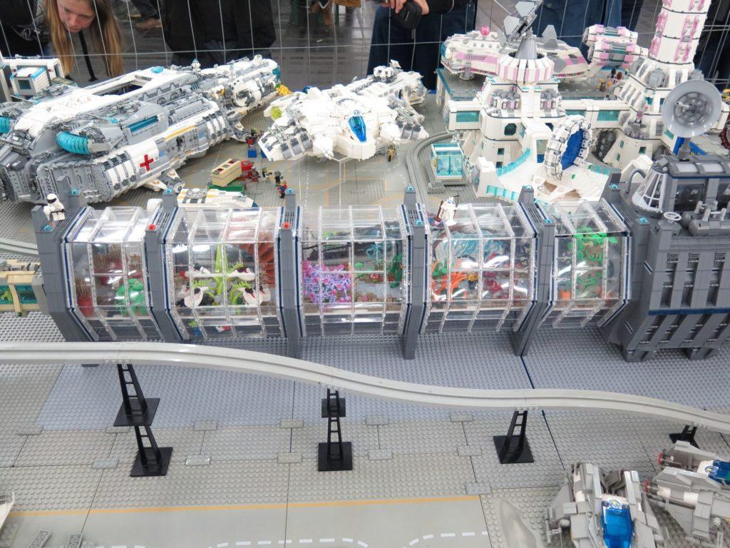 LEGO Space Station- Bild 11 | ©2018 Brickzeit