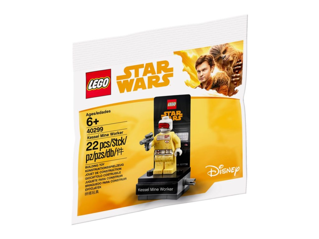 LEGO® Star Wars 40299 Kessel Mine Worker | ©LEGO Gruppe