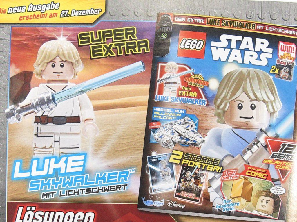 LEGO® Star Wars™ Magazin 42 - Dezember 2018 - Heftvorschau Nr 43 | ©2018 Brickzeit