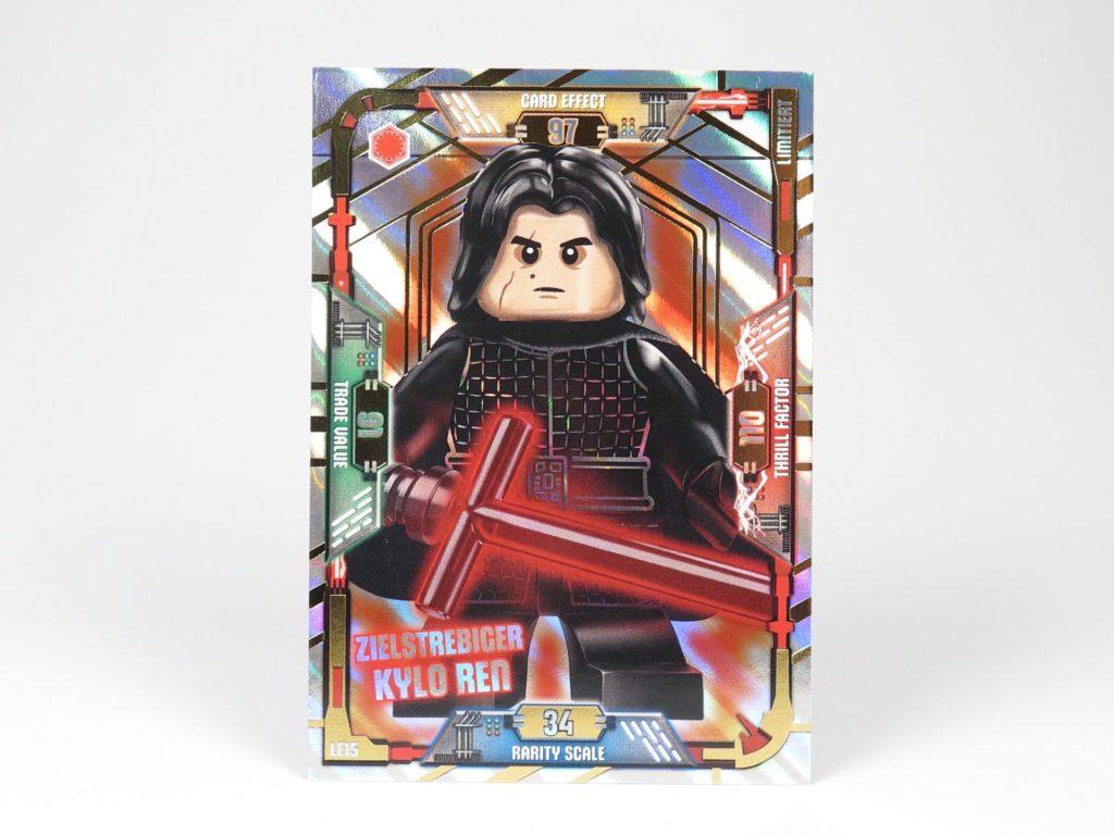 LEGO® Star Wars™ Magazin 42 - Dezember 2018 - Sammelkarte | ©2018 Brickzeit