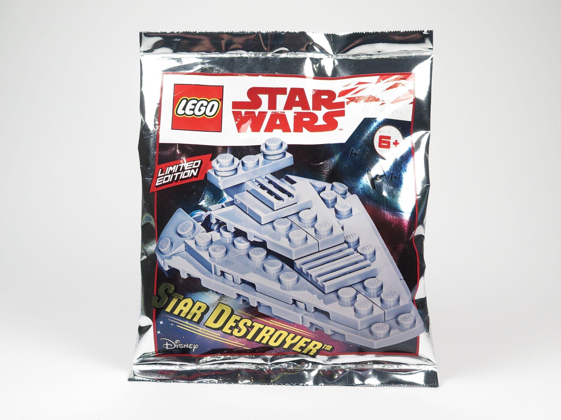 Star Wars Karte.Magazin Nr 42 Mit Star Destroyer Und Limitierte Karte Lego
