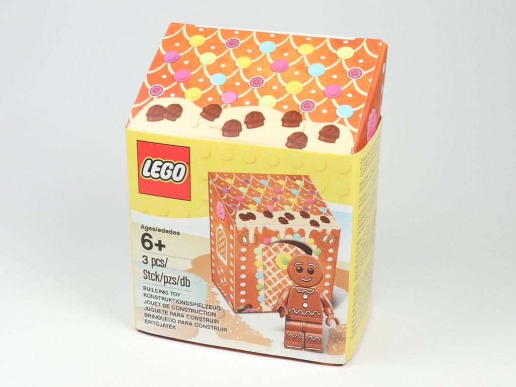 LEGO® Lebkuchenmann mit Haus (5005156) | ©2018 Brickzeit