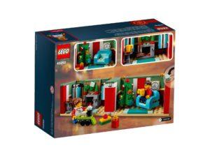 LEGO Weihnachtsgeschenk 40292 - Packung Rückseite | ®LEGO Gruppe