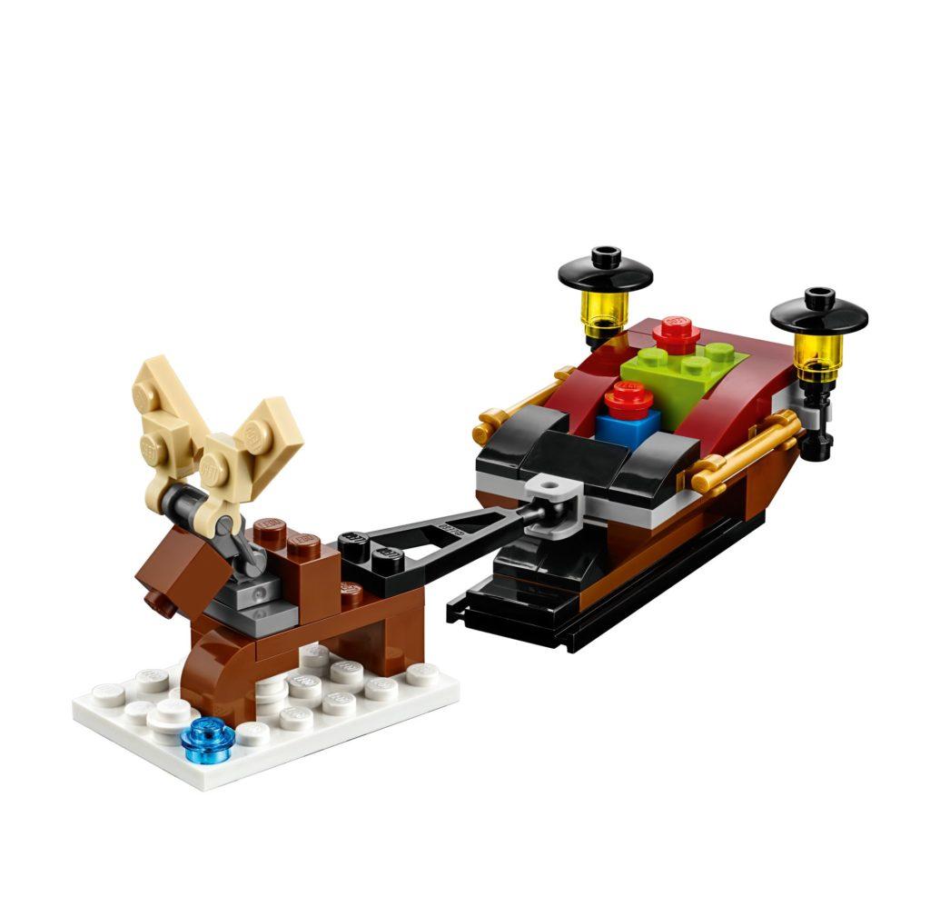 LEGO 40287 Rentierschlitten | ®LEGO Gruppe