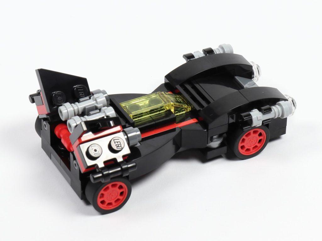 LEGO® 30526 Batmobil - hinten rechts | ©2018 Brickzeit