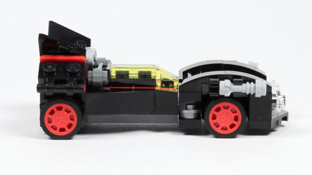 LEGO® 30526 Batmobil - rechte Seite | ©2018 Brickzeit
