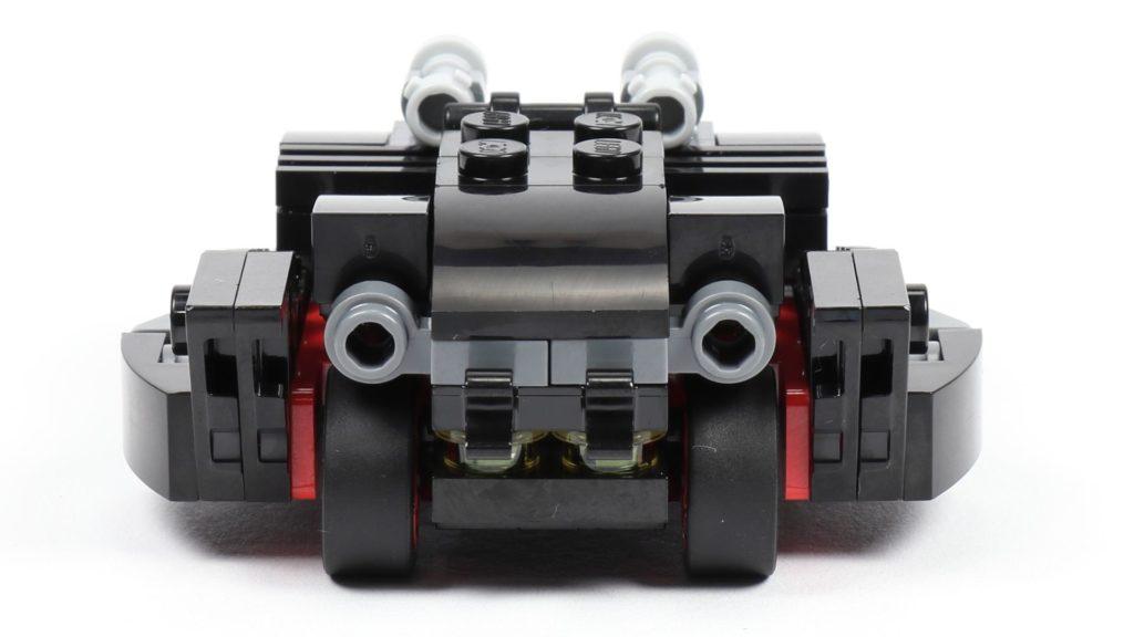 LEGO® 30526 Battank - Rückseite | ©2018 Brickzeit