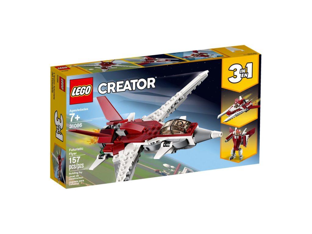 LEGO® Creator 3-in-1 31086 | ©LEGO Gruppe