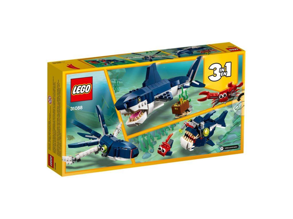 LEGO® Creator 3-in-1 31088 | ©LEGO Gruppe