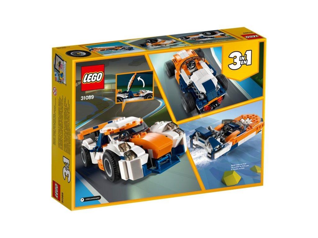 LEGO® Creator 3-in-1 31089 | ©LEGO Gruppe