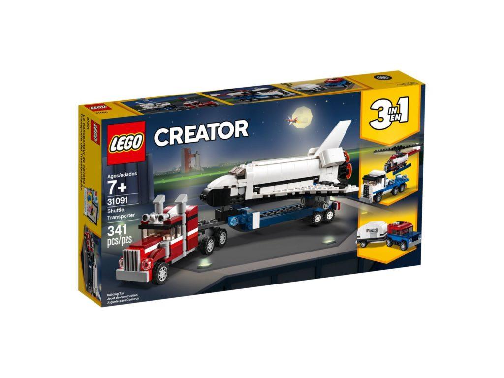 LEGO® Creator 3-in-1 31091 | ©LEGO Gruppe