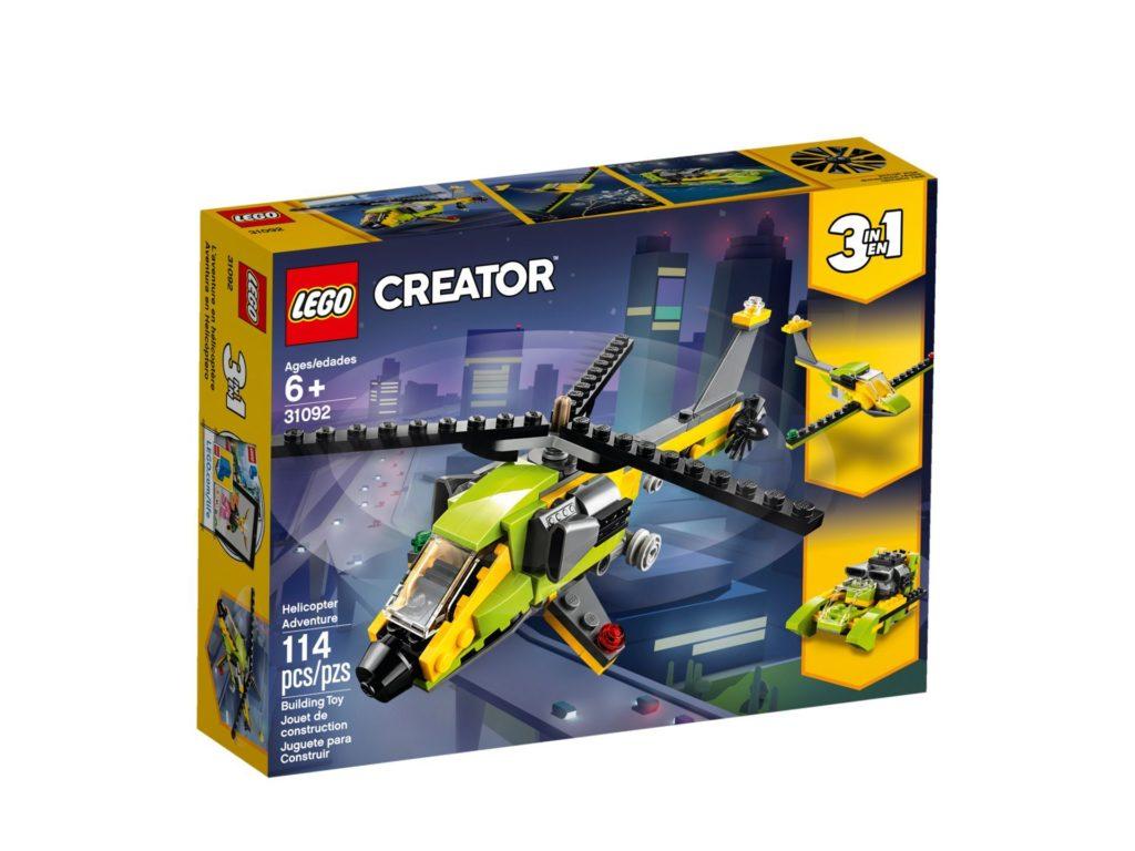 LEGO® Creator 3-in-1 31092 | ©LEGO Gruppe