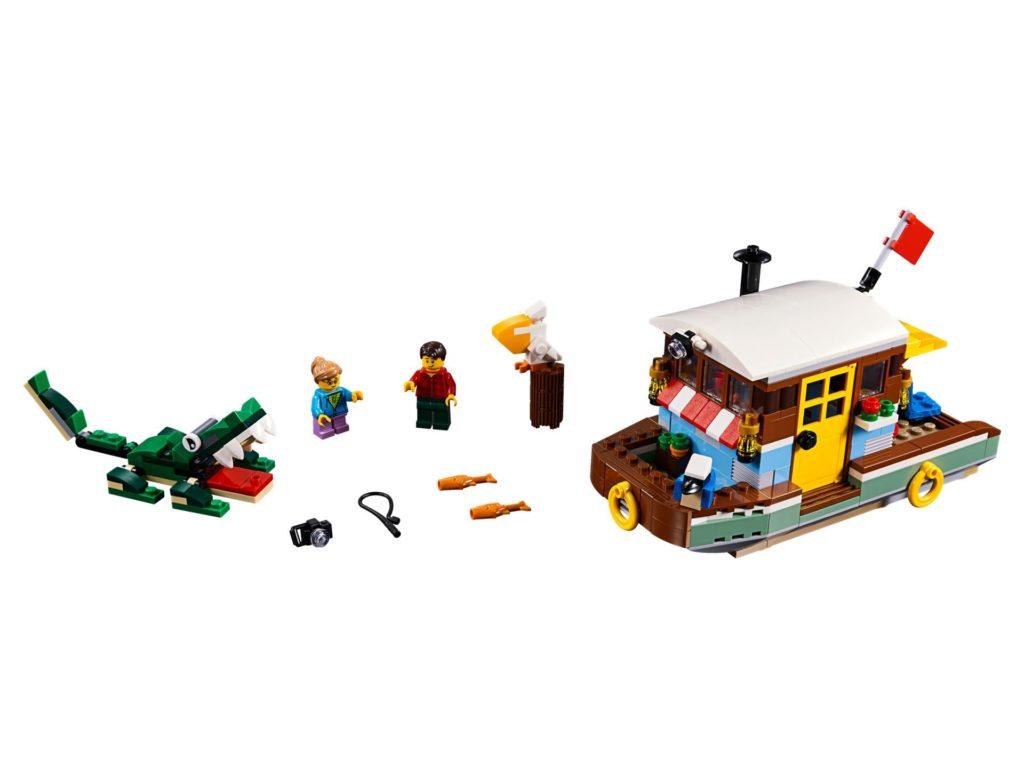 LEGO® Creator 3-in-1 31093 | ©LEGO Gruppe
