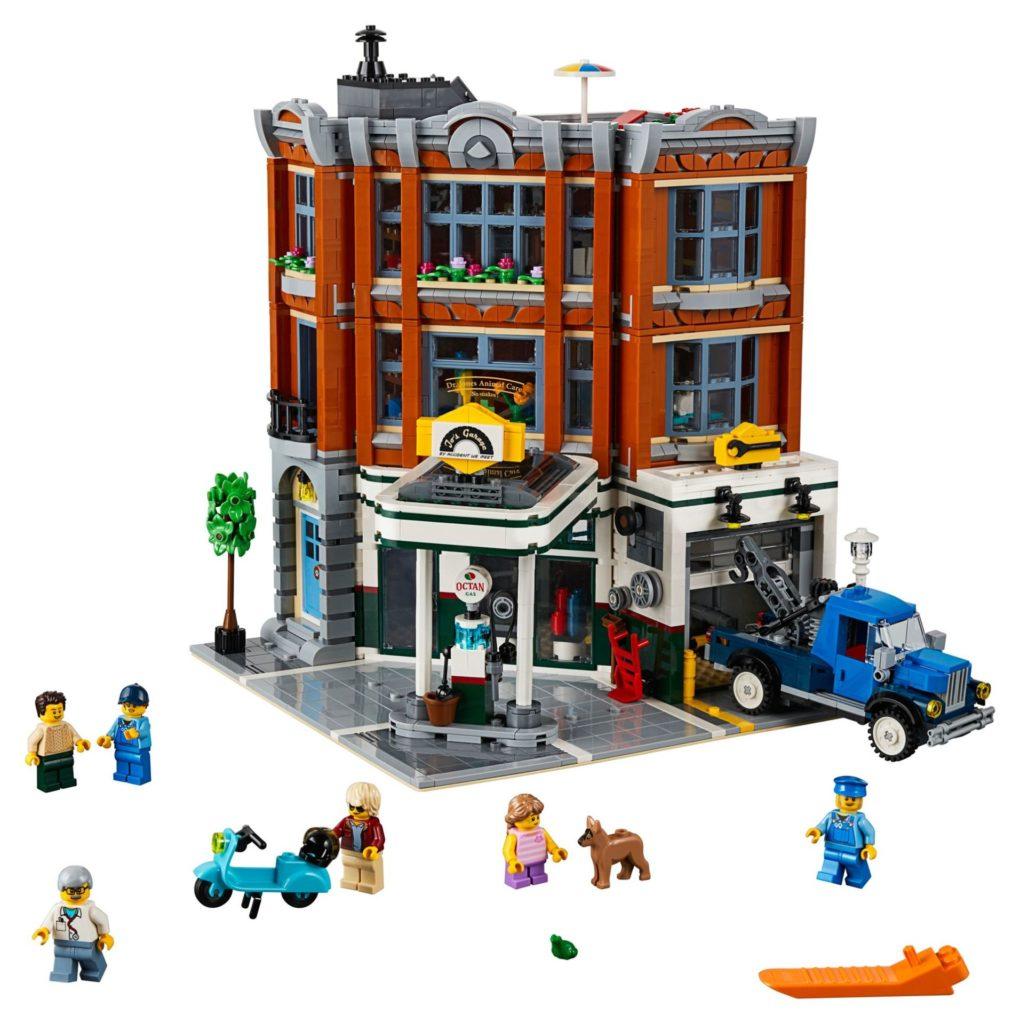 LEGO® Creator Expert 10264 Eckgarage | LEGO© Gruppe