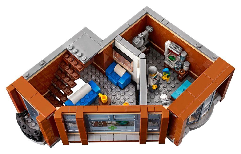 LEGO® Creator Expert 10264 Eckgarage - Tierarztpraxis | LEGO© Gruppe