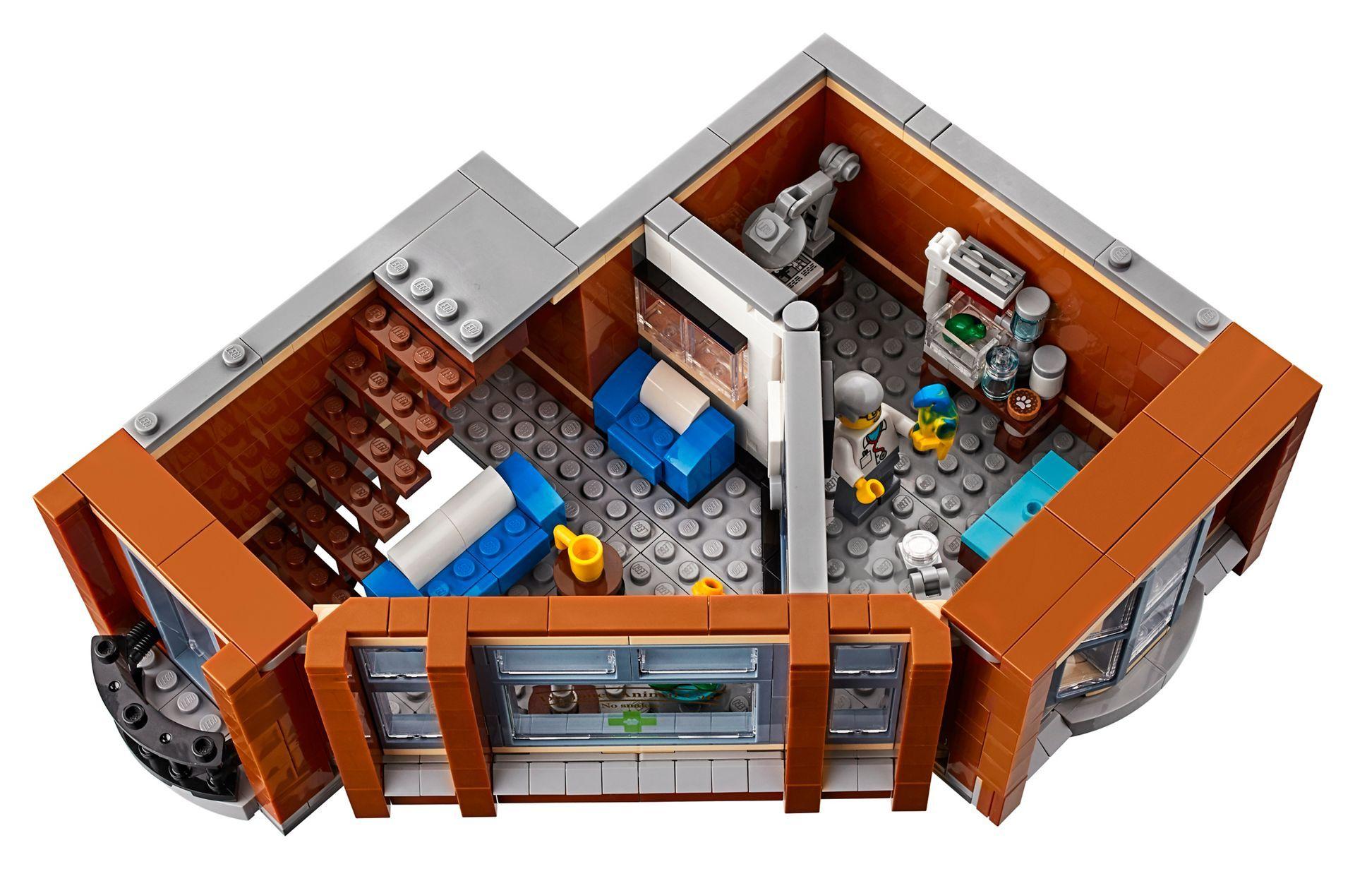 lego creator expert 10264 eckgarage ab 1 januar 2019 verf gbar brickzeit. Black Bedroom Furniture Sets. Home Design Ideas