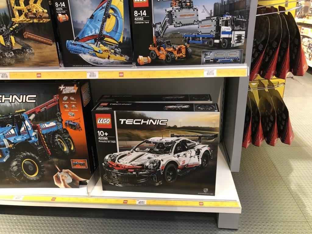 LEGO® Neuheiten 2019 im Laden - 2 | ©2018 Brickzeit