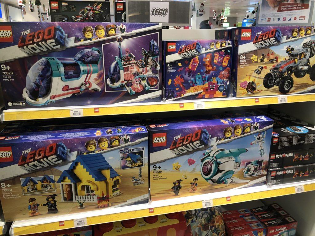 LEGO® Neuheiten 2019 im Laden - 6 | ©2018 Brickzeit
