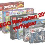 Verkaufsstart LEGO Neuheiten 2019 | ©Brickzeit