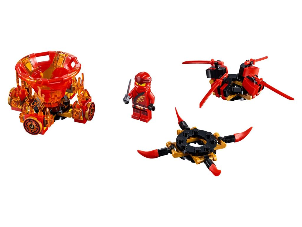 LEGO® Ninjago 70659 Spinjitzu Kai | ©LEGO Gruppe