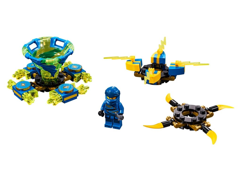 LEGO® Ninjago 70660 Spinjitzu Jay | ©LEGO Gruppe