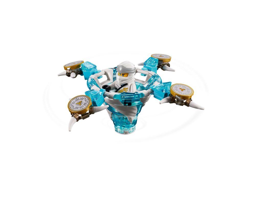 LEGO® Ninjago 70661 Spinjitzu Zane | ©LEGO Gruppe