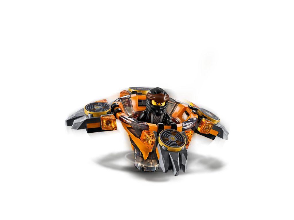 LEGO® Ninjago 70662 Spinjitzu Cole | ©LEGO Gruppe