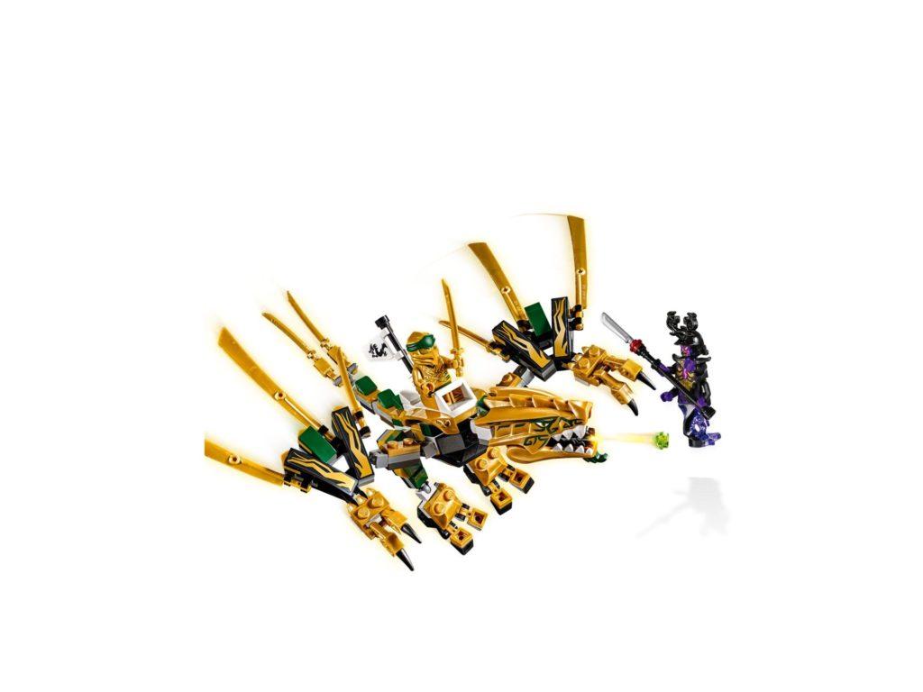 LEGO® Ninjago 70666 The Golden Dragon | ©LEGO Gruppe