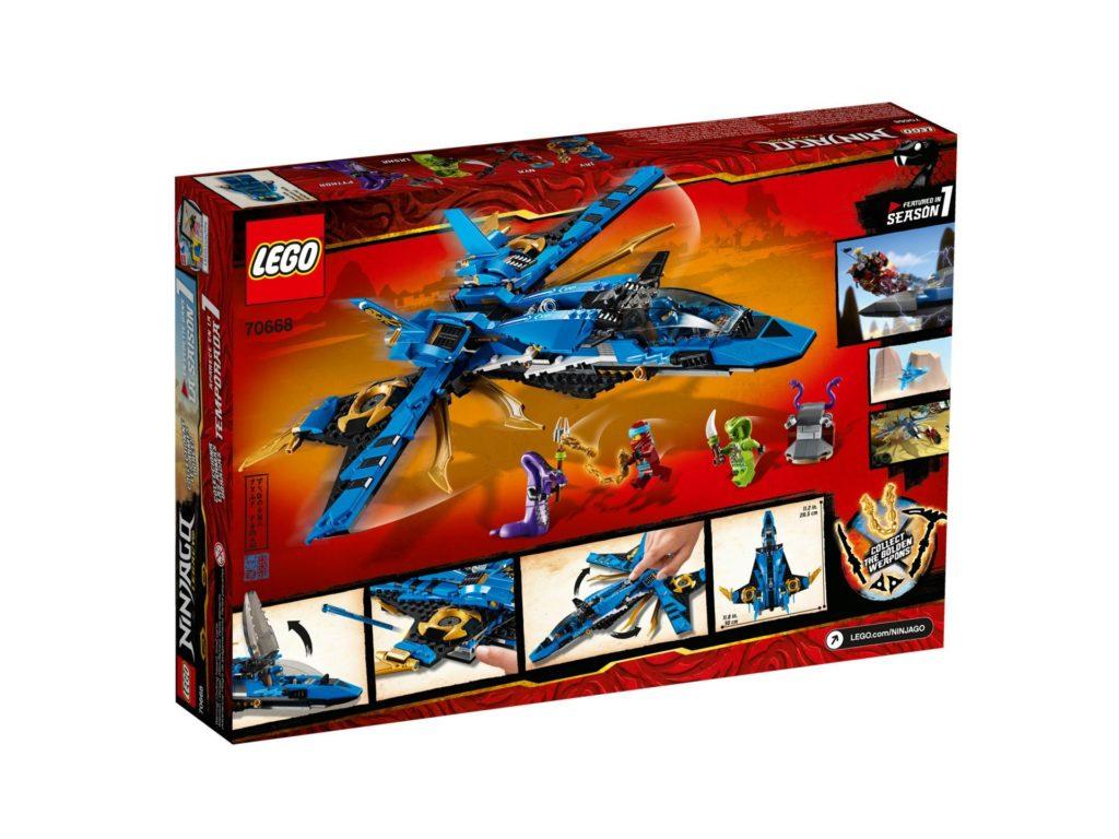 LEGO® Ninjago 70668 Jay's Storm Fighter | ©LEGO Gruppe