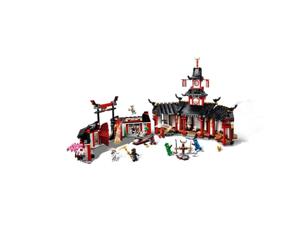 LEGO® Ninjago 70670 Monastery of Spinjitzu | ©LEGO Gruppe