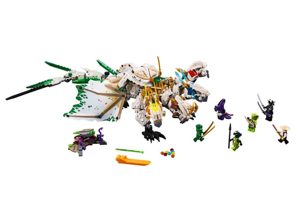 LEGO® Ninjago 70679 The Ultra Dragon | ©LEGO Gruppe