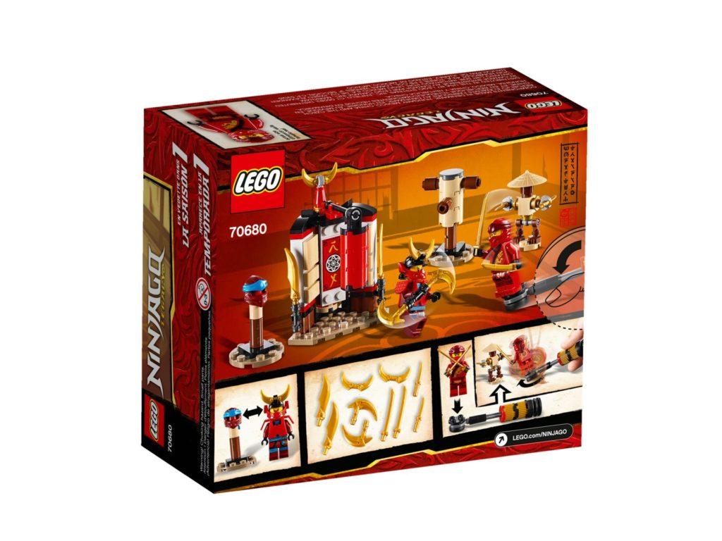 LEGO® Ninjago 70680 Monastery Training | ©LEGO Gruppe