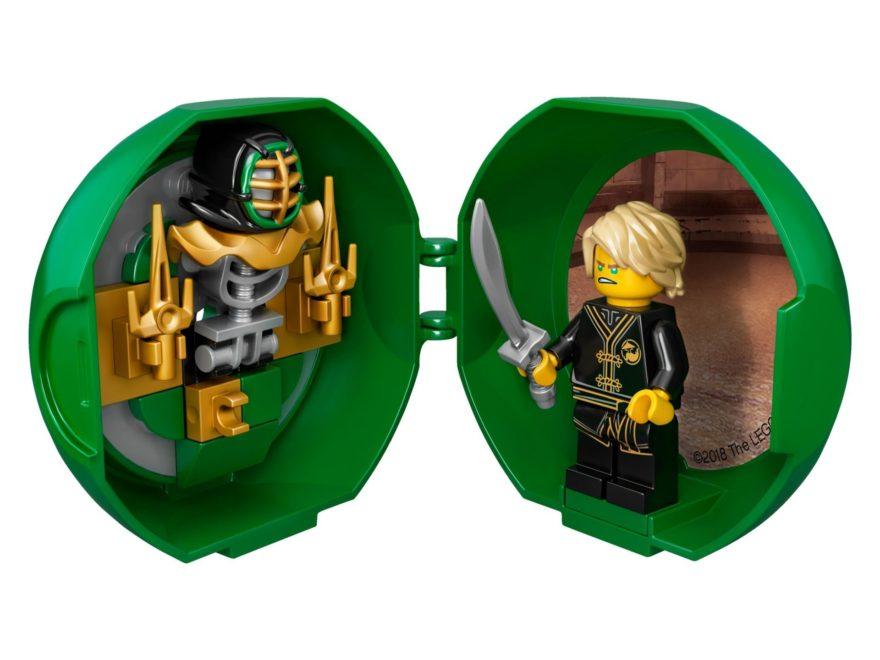 LEGO® NINJAGO® 853899 Lloyds Kendo-Training-Pod | ©LEGO Gruppe