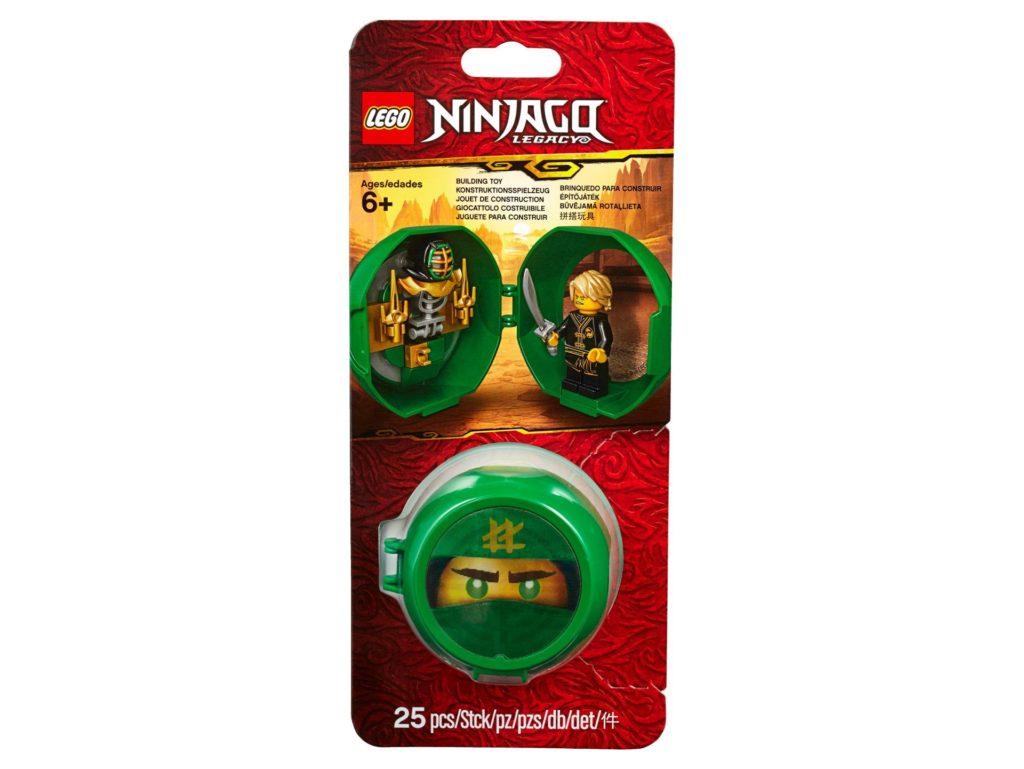 LEGO® NINJAGO® 853899 Lloyds Kendo-Training-Pod - Packung | ©LEGO Gruppe