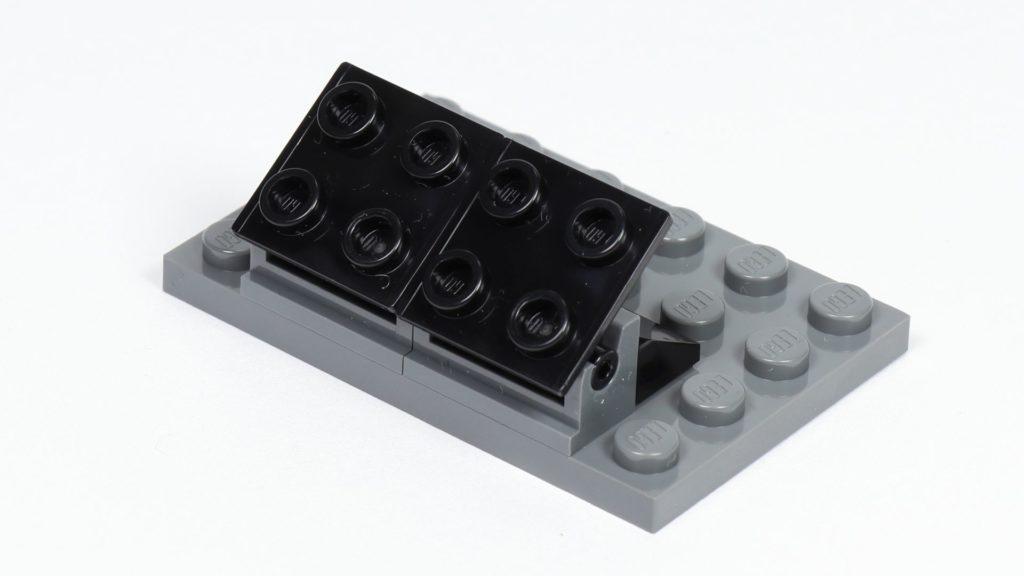 LEGO® Präsentationsständer für die schwarze VIP-Karte (5005747) - Aufbau | ©2018 Brickzeit
