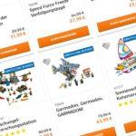 Angebote zum Jahresende 2018 im LEGO Online Shop | ©LEGO Gruppe