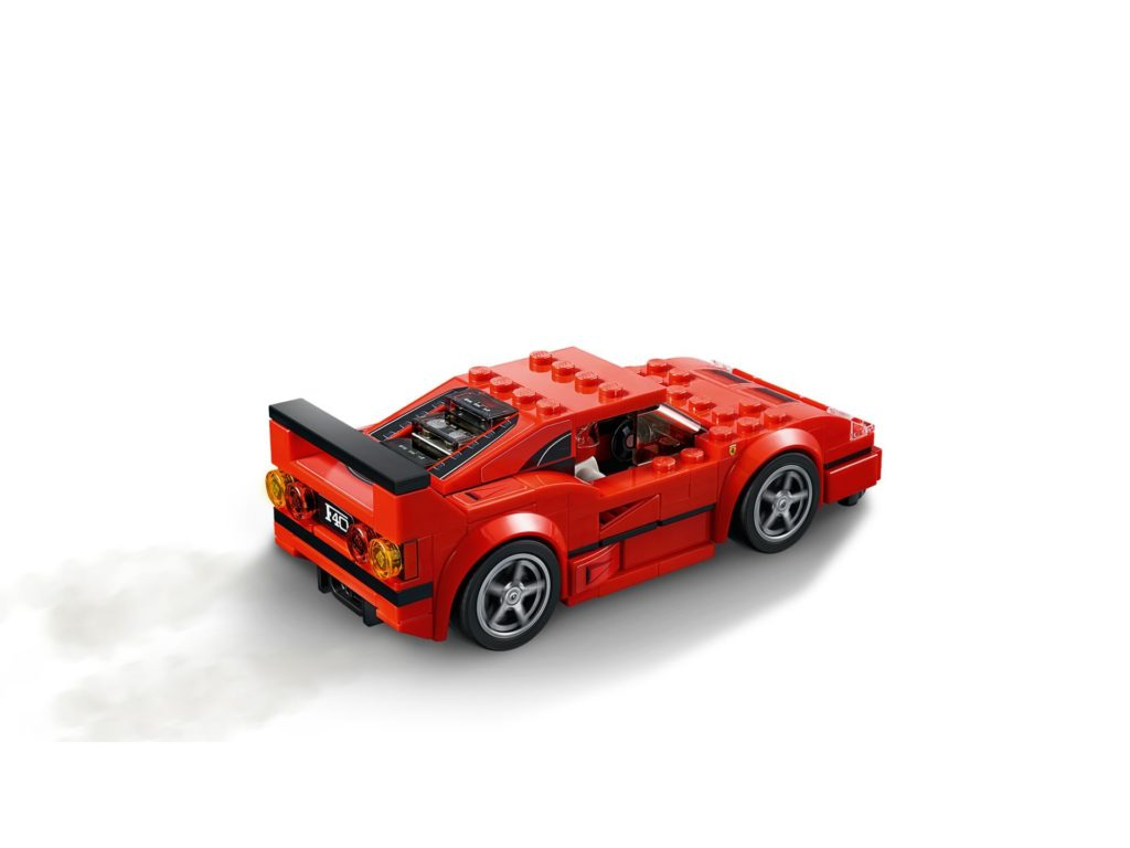 LEGO® Speed Campions 75890 | ©LEGO Gruppe
