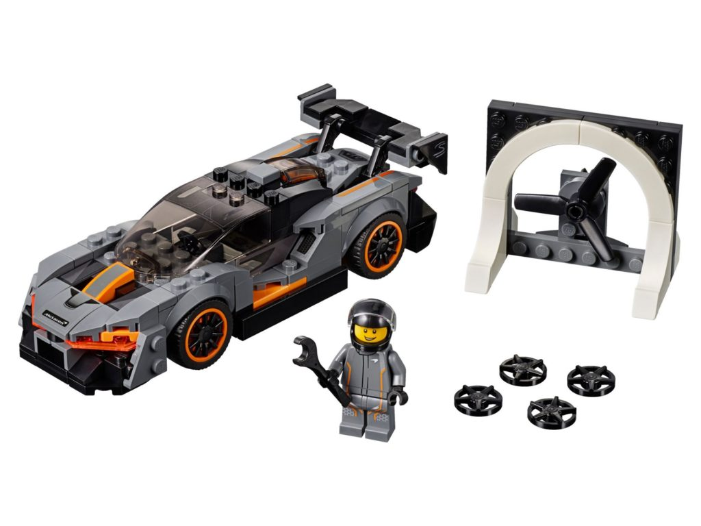 LEGO® Speed Campions 75892 | ©LEGO Gruppe