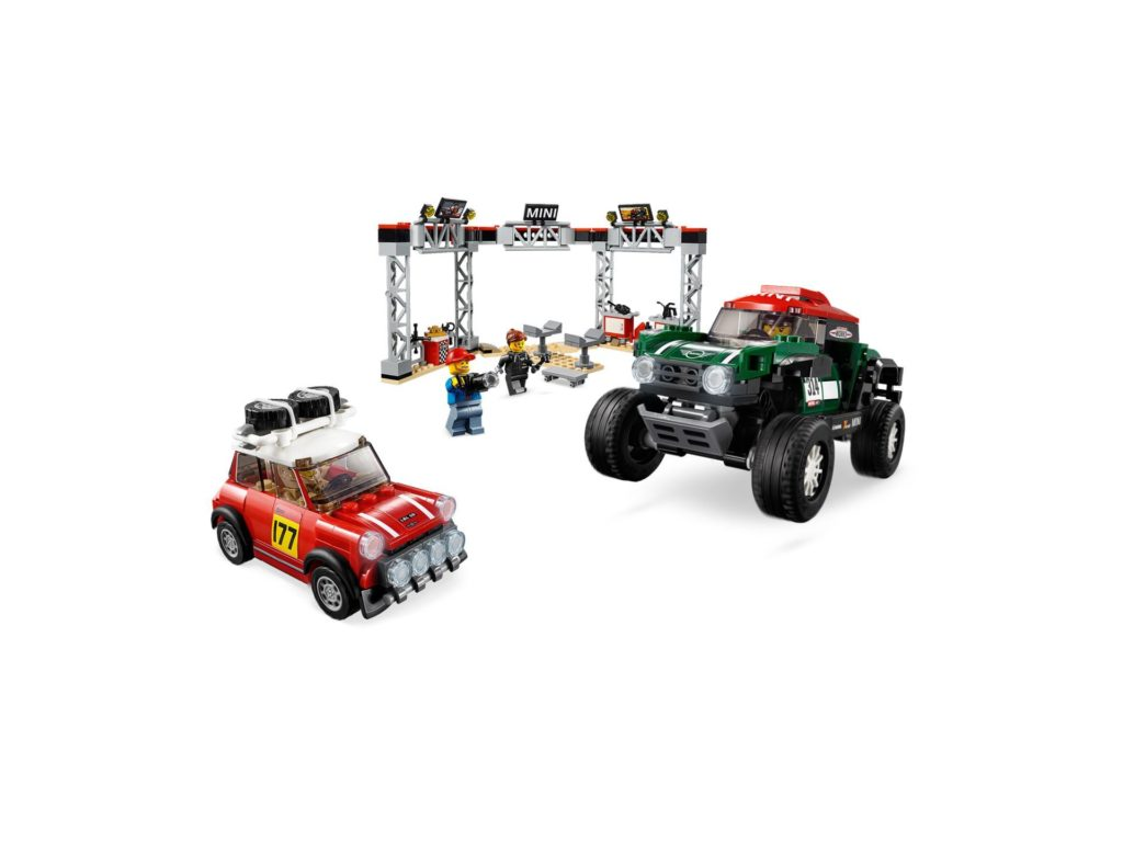 LEGO® Speed Campions 75894 | ©LEGO Gruppe