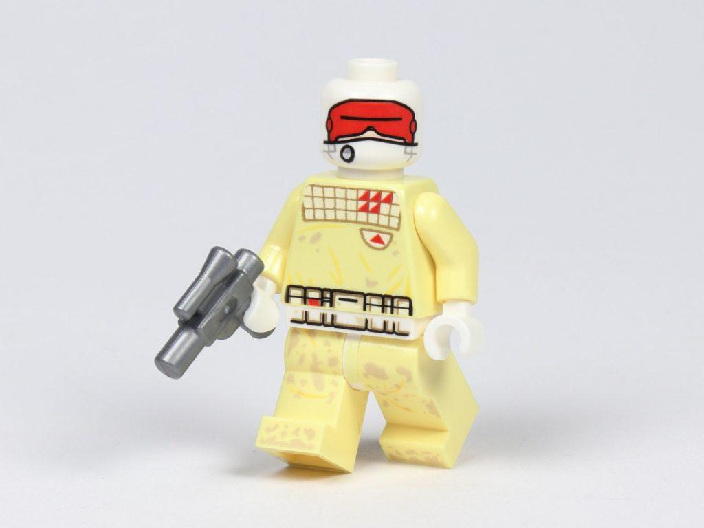 LEGO® Star Wars™ 40299 Kessel Mine Worker mit Blaster | ©Brickzeit