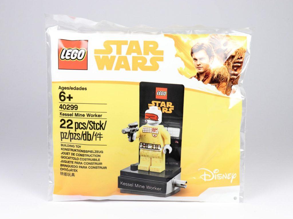 LEGO® Star Wars™ 40299 Kessel Mine Worker - Polybag | ©Brickzeit