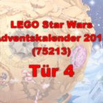 LEGO® Star Wars™ 75213 Adventskalender 2018 - Tür 4 | ©Brickzeit
