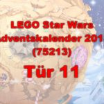 LEGO® Star Wars™ 75213 Adventskalender 2018 - Tür 11 | ©Brickzeit