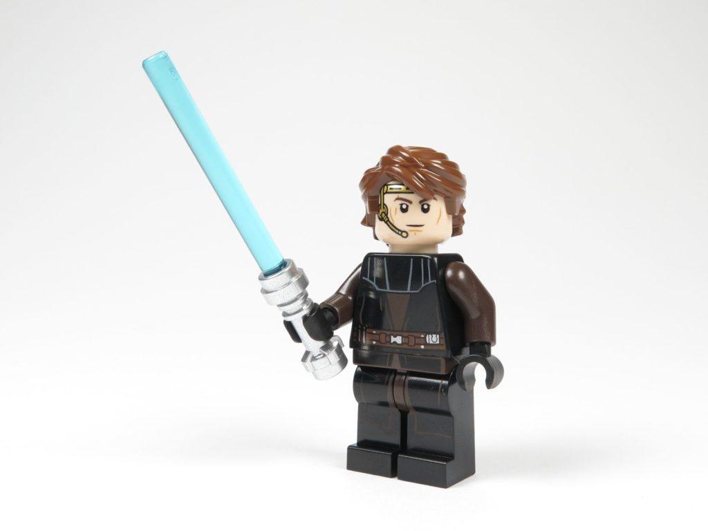 LEGO® Star Wars™ 75214 Anakin Skywalker mit Lichtschwert | ©2018 Brickzeit