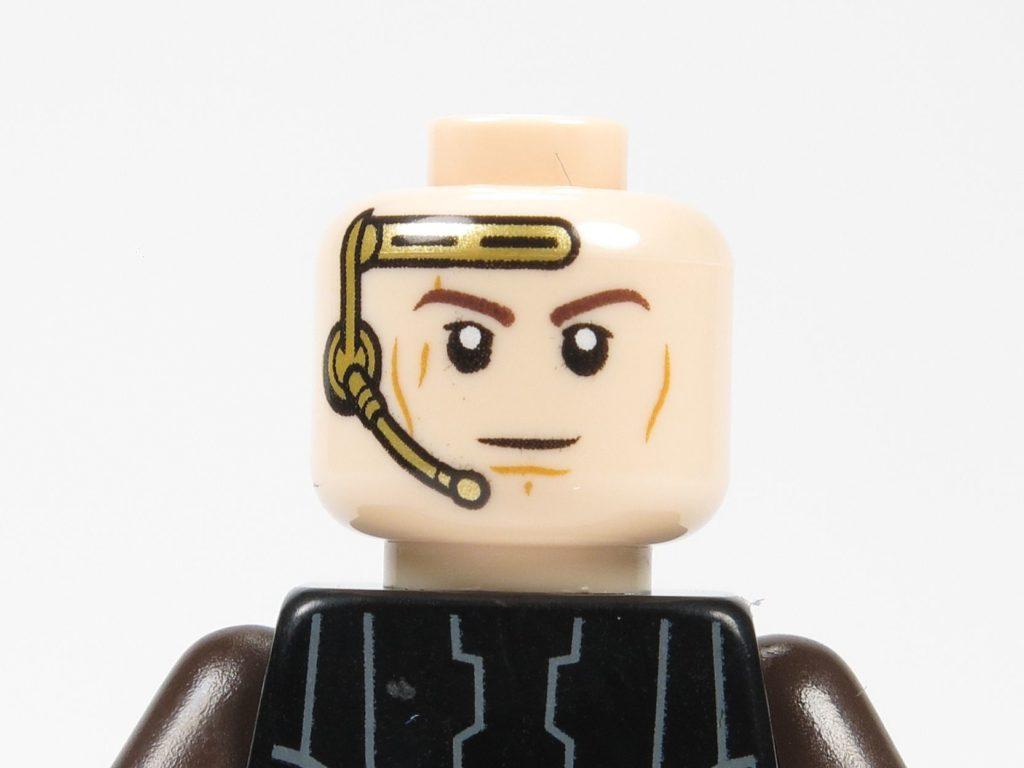 LEGO® Star Wars™ 75214 Anakin Skywalker - Gesicht neutral | ©2018 Brickzeit