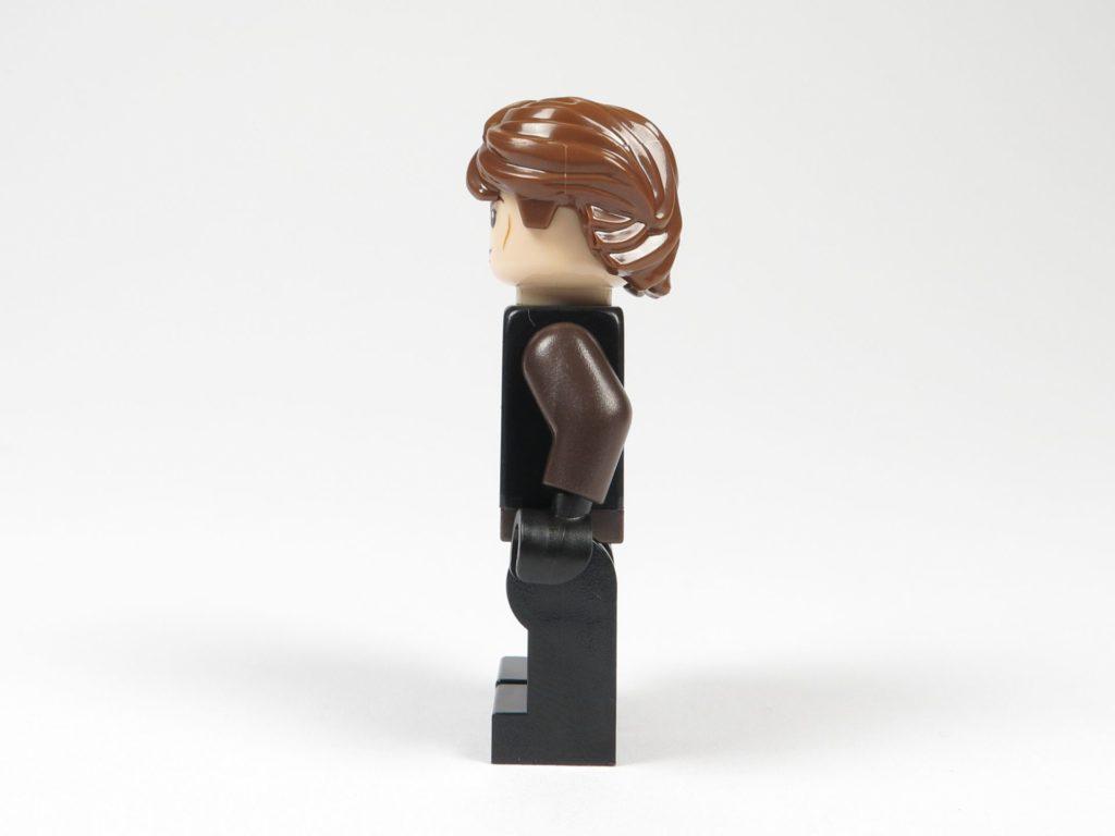 LEGO® Star Wars™ 75214 Anakin Skywalker - linke Seite | ©2018 Brickzeit