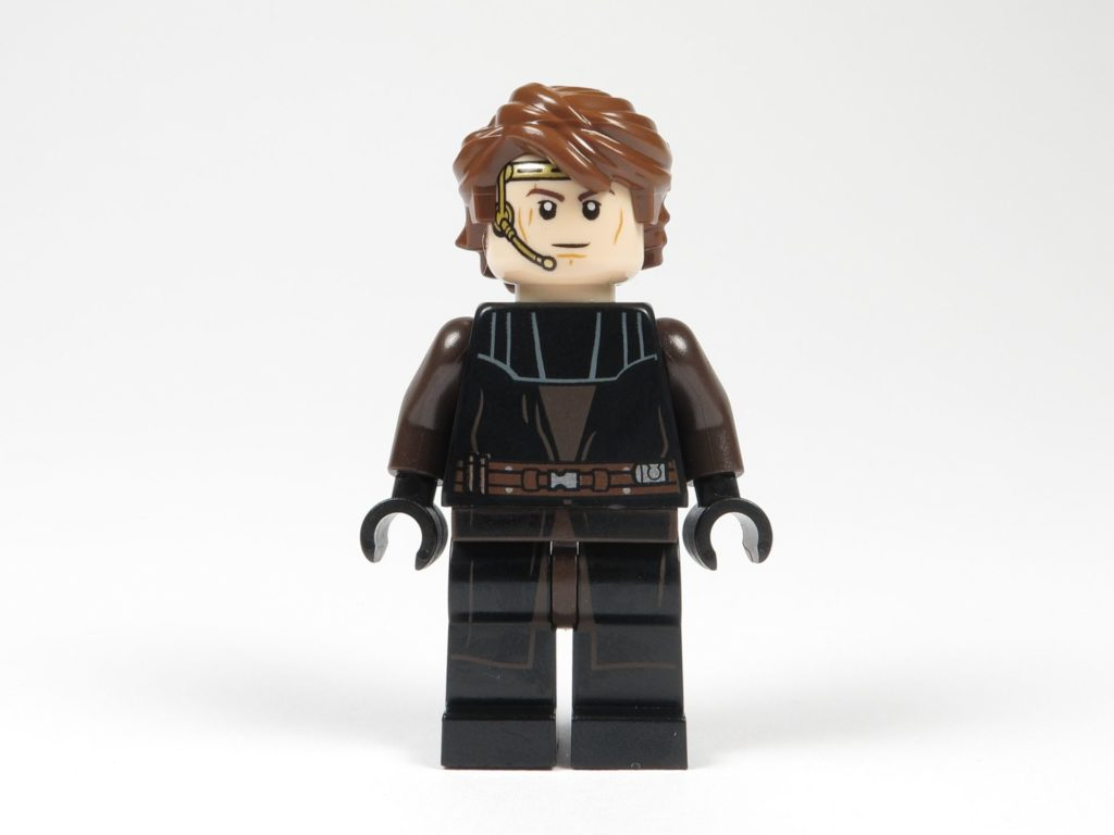 LEGO® Star Wars™ 75214 Anakin Skywalker - Vorderseite | ©2018 Brickzeit