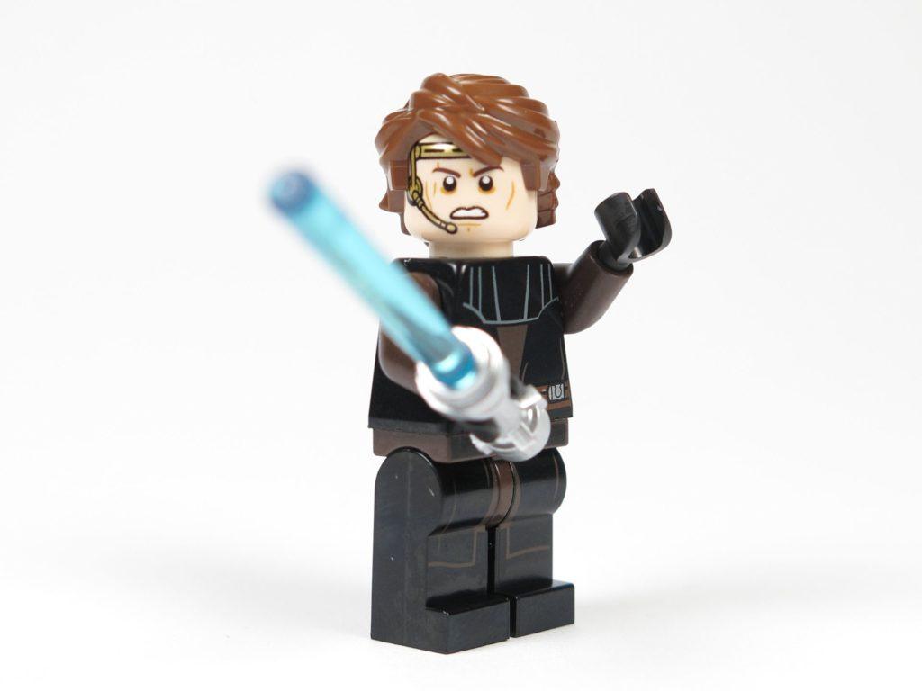 LEGO® Star Wars™ 75214 Anakin Skywalker wütend | ©2018 Brickzeit