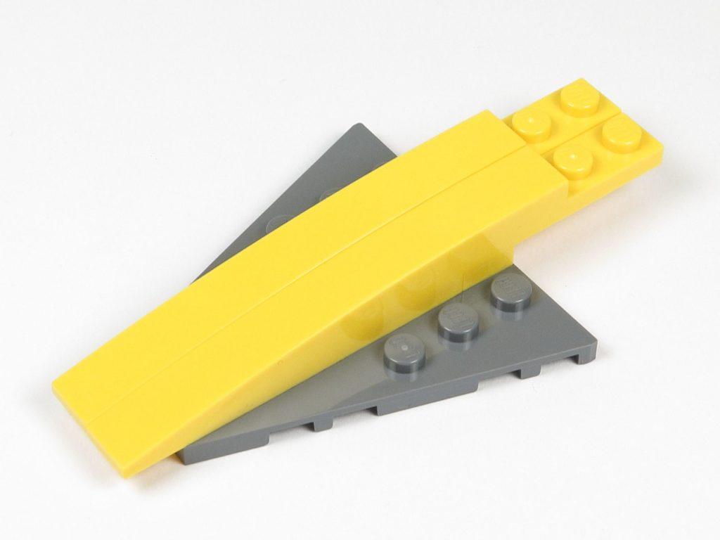 LEGO® Star Wars™ 75214 Bauabschnitt 1 - Spitze | ©2018 Brickzeit