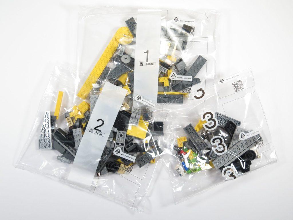 LEGO® Star Wars™ 75214 Anakins Jedi Starfighter - Inhalt, Bausteine | ©2018 Brickzeit